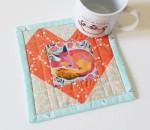 Mad For Fabric - Tula Pink Chipper Fox Nap Mug Rug